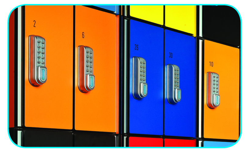 Awe Inspiring Lockers For Work Go Keyless With Kitlock Digital Cabinet Home Interior And Landscaping Ologienasavecom