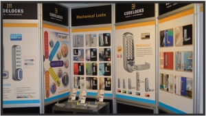 our new exhibition stand
