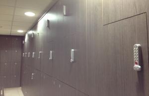 Heythrop Park Locker Rooms