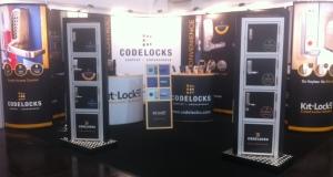 Codelocks exhibition