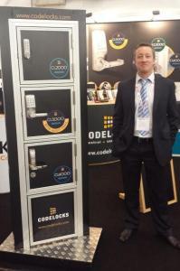 Codelocks tradeshow