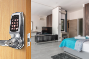 CL4510 Smart lock airbnb