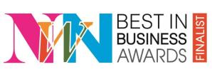Newbury Weekly News Best in Business Awards 2017 Finalist logo